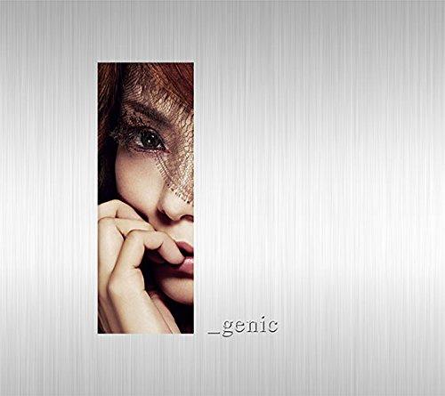 安室奈美恵「_genic」