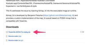 Release_Yosemite_AICS4_Fix_·_ralvarezt_aics4_yosemite_fix_·_GitHub.jpg