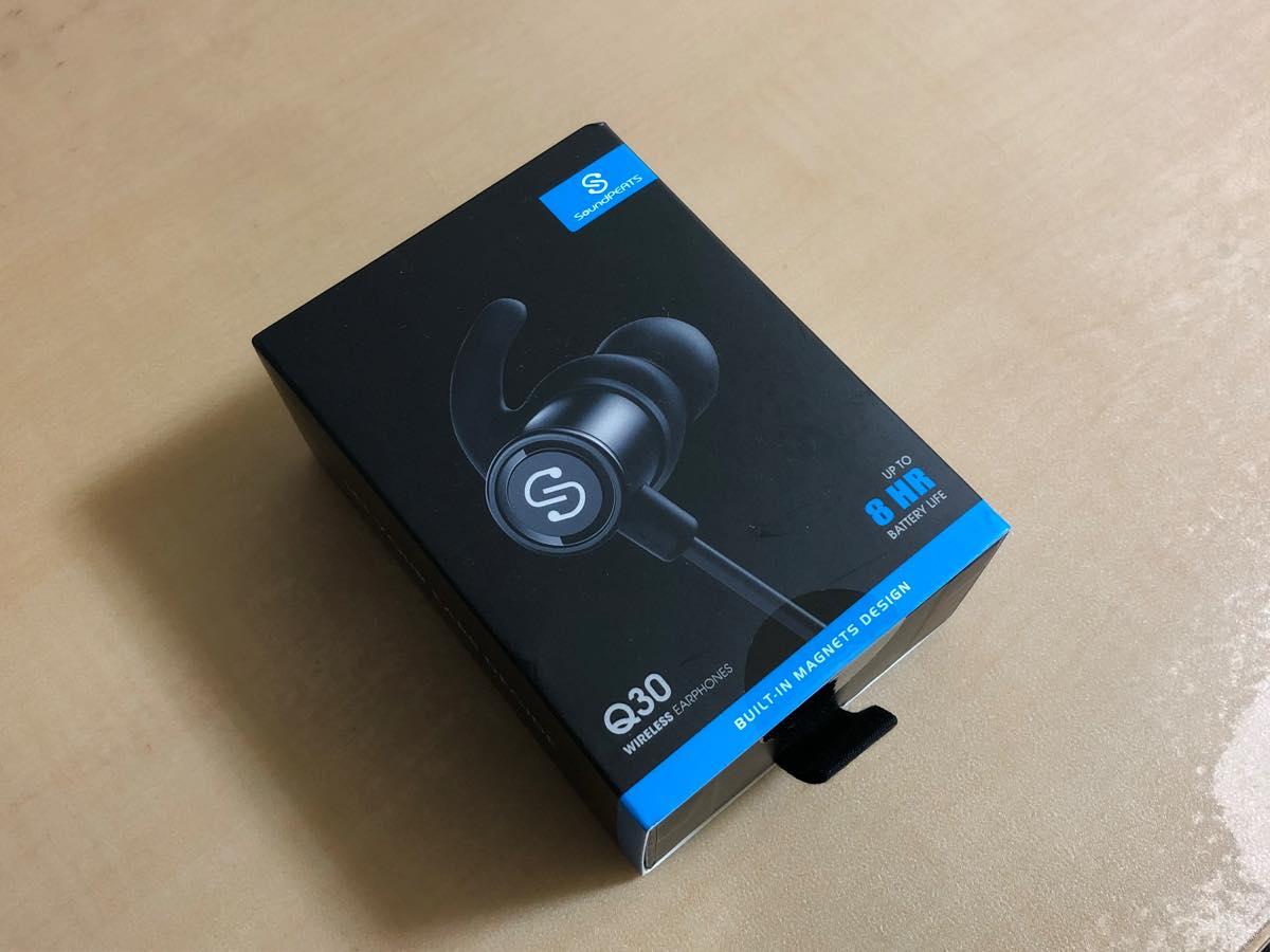 SoundPEATS Q30のパッケージ